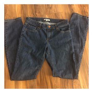 "CABI Blue Jeans, Size 4, 28"" Waist"